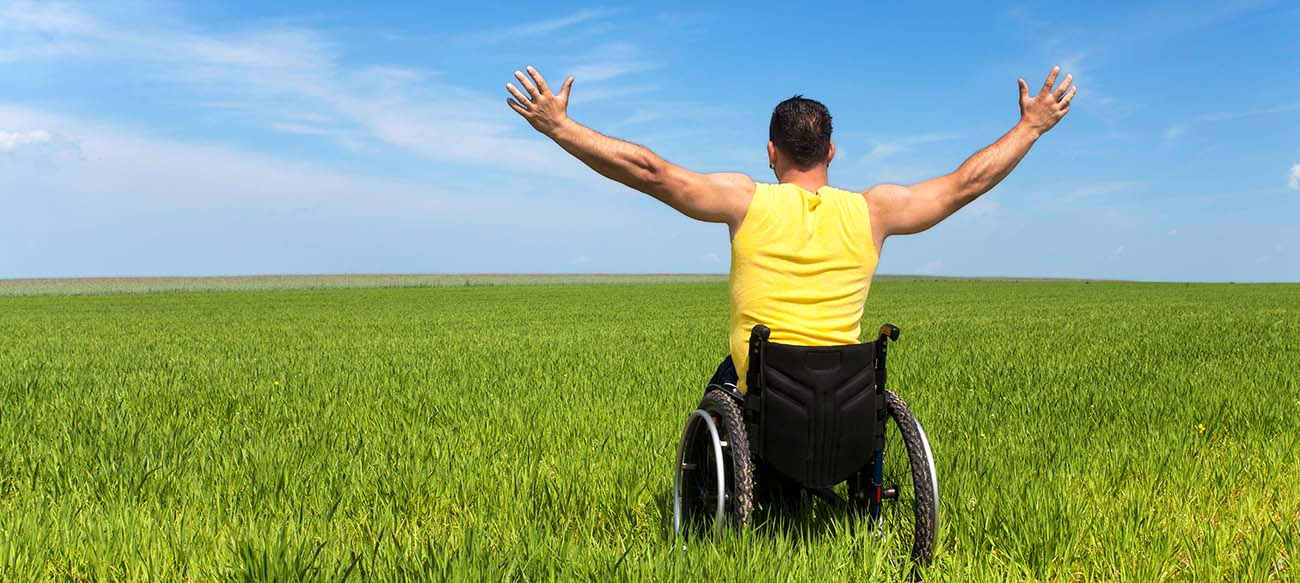 Overcoming disabilities